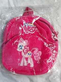 Little pony pinky pie small backpack
