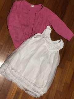 Girl clothes (18-24 mth)