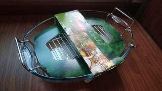 Pyrex Glass Roasting Dish 42 x 30cm