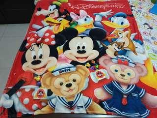 Selimut Anak Disneyland Hongkong