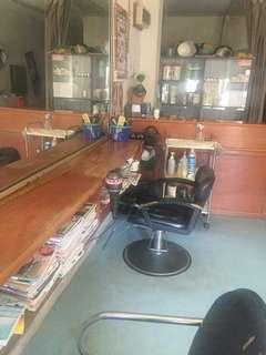 Saloon & Beauty Shop to RENT or TAKE OVER