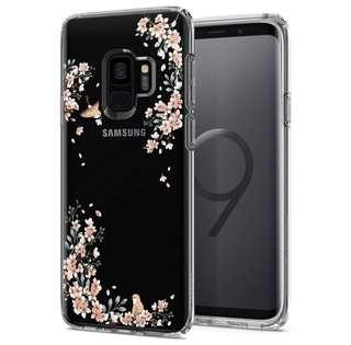 •BN• Spigen Liquid Crystal Blossom Samsung Galaxy S9 Nature