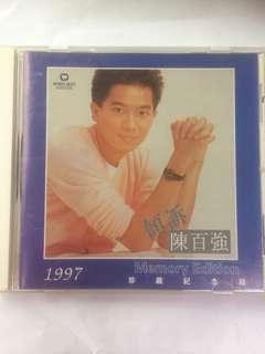 Chinese CD, 陈百强,今宵多珍重
