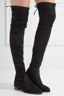Over knee boots 100% new