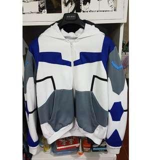 Fanmade Dreamworks Voltron Blue Paladin Jacket