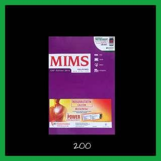 MIMS 139th ed