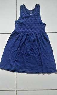 Old navy dress anak