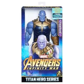 THANOS TITAN HERO SERIES MARVEL AVENGERS INFINITY WAR