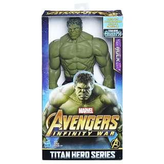 HULK TITAN HERO SERIES MARVEL INFINITY WAR