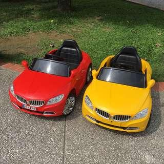 Mini car kids ride