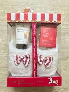 Gift Set (Foot Lotion/Foot Soak Crystals/Foot Spa)