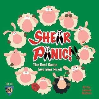 Rare! Shear Panic Game