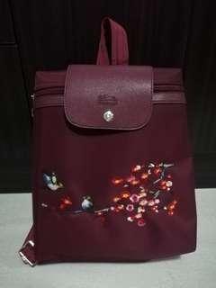 New! Longchamp Backpack HQ Replica
