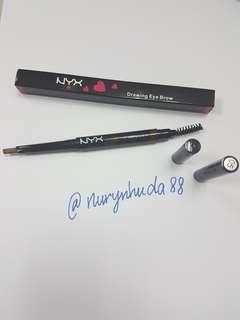 Nyx Eyebrow Dark Brown Pencil