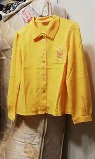 🚚 古著長袖襯衫(2件)