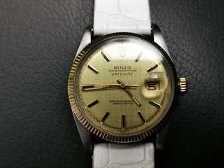 Vintage Rolex 6605 Automatic Watch (36mm)