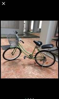 """Leady Green 26"""" Bicycle 🚲"""