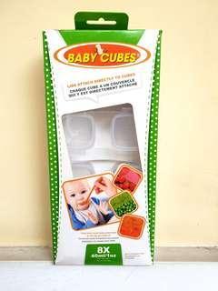 ALAT MPASI : Baby Cubes