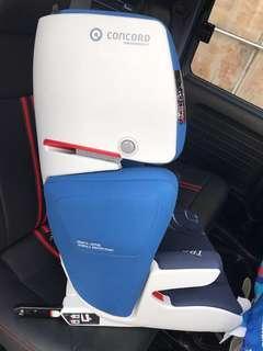 Concord Child Car Seat Transformer XT
