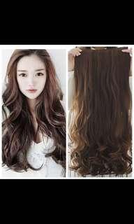 2 for 35 Korean Ulzzang hair marshmallow curls extensions