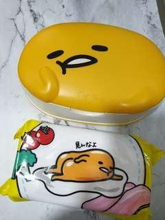 Gudetama Tissue Box