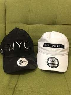 New 正版 9FORTY NYC and DPLS Los Angles x 2