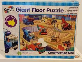 Giant Floor Puzzle by Galt