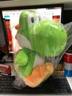 公仔Mario 孖寶兄弟yoshi耀西(綠色)