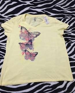 Plus size graphic tshirt