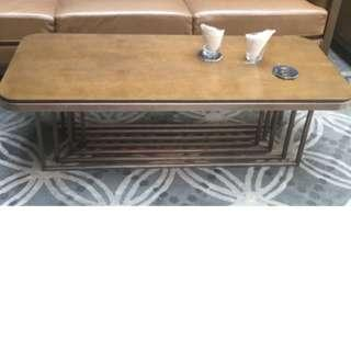 3 seated coffee table