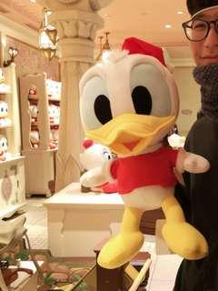 BNWT Tokyo Disneyland Christmas collection Donald and Daisy Duck