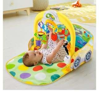 Fisher Price 3-in-1 Convertible Car Gym #MY1212