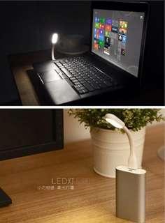 2 for $12. LED USB portable sticks lamp
