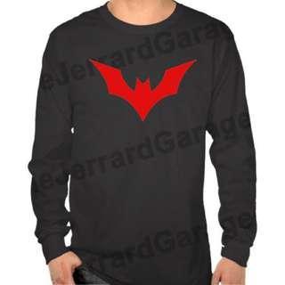 Batman Beyond Long Sleeve T-Shirt