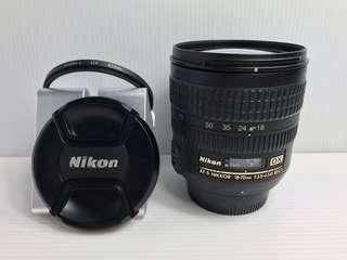 🚚 Nikon AF-S 18-70mm + UV