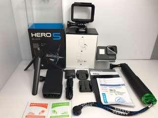 🚚 GoPro hero 5 Black 黑色 極限運動機 攝影機 相機