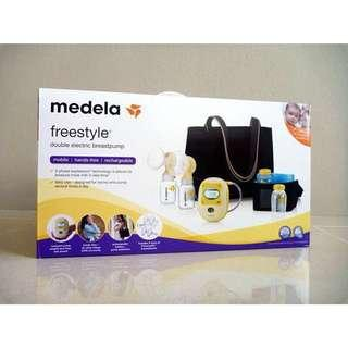 Medela Freestyle Deluxe Set RENTAL #MY1212
