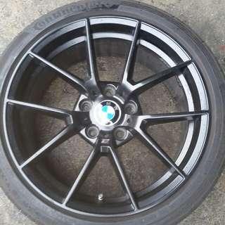 18 inch rim w/tire