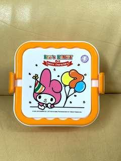 🈹my melody 微波爐飯盒 microwave lunch box