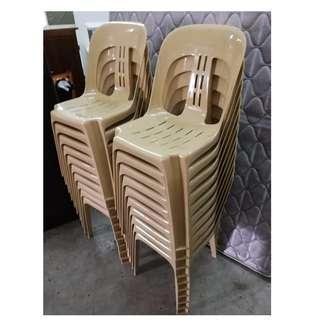 Kerusi Plastic Chair Magnum x 20 pcs * M25 B