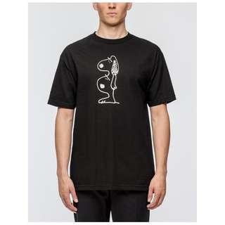 Double Dog T-Shirt by The Quiet Life Size S Authentic