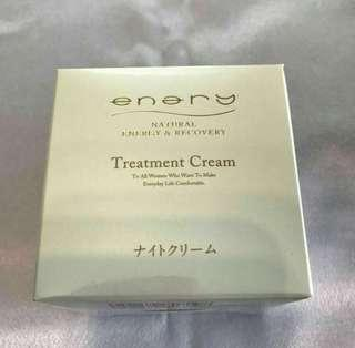 Enary Treatment Cream 甲殼素鑽顏靜肌水潤面霜 50g