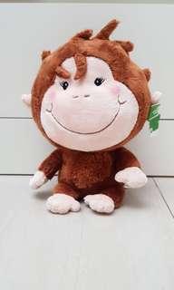 Singapore Zoo Monkey Toy