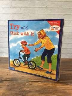 Age 4+ Learning to Get Along - 15 books