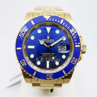 *BNIB* Rolex Submariner 116618LB
