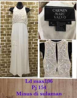 BW dress long