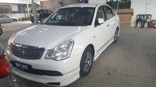 Nissan sylphy 2.0 comfort