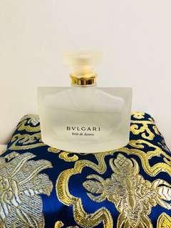 🚚 只噴一次 真品 Bvlgari 寶格麗茉莉花茶女性淡香水 100ml  原價3,800