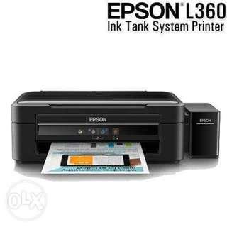 Epson L360 3-in-1 Printer