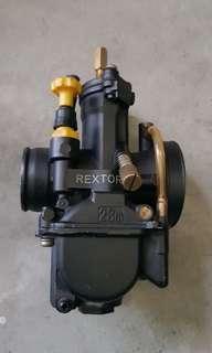 Rextor Carburetor for FZ16 (28mm)